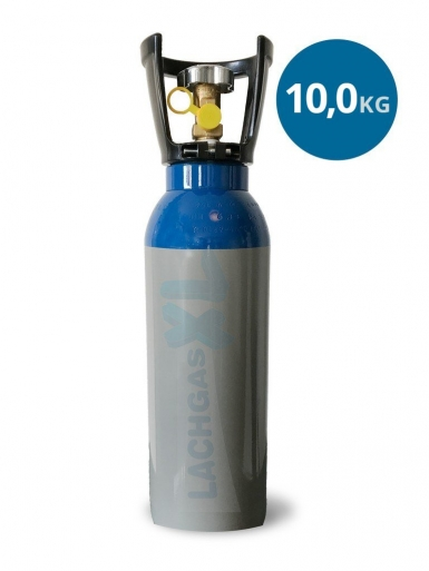 Lachgas Fles 10 Kilo